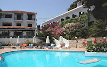 Foto Hotel Paradise in Patitiri ( Alonissos)